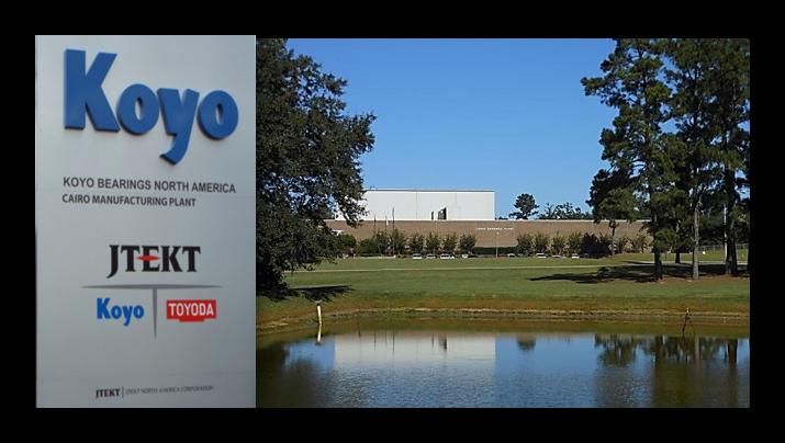 JTEKT's Cairo Plant Wins Georgia Autmotive Supplier of the Year